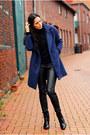 Black-zara-boots-navy-choiescom-coat-black-h-m-pants