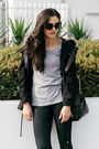 Black-fur-hood-parka-izabel-london-coat