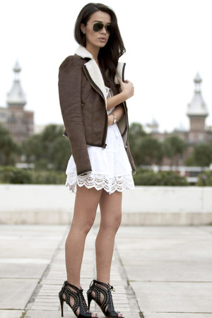 abercrombie and fitch jacket - white lace abercrombie and fitch dress