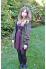 Black-old-topshop-boots-topshop-dress-vintage-from-ebay-jacket