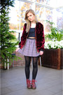 Maroon-dr-martens-boots-maroon-the-left-bank-by-hardy-punglia-jacket
