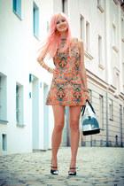 paisley Glamorous dress