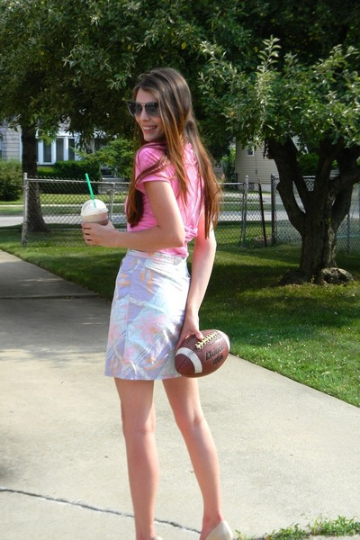The Roo Vintage skirt