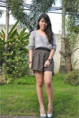 Forever21 top - Bayo skirt
