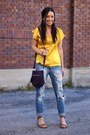Yellow-forever-21-top