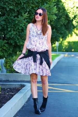 light pink eShakti dress