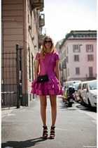 Moschino dress - Marc Jacobs shoes