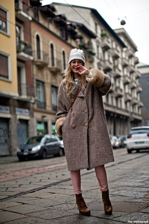 vintage coat