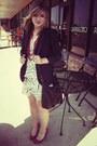 Bella-rose-boutique-dress-forever-21-blazer-charlotte-russe-purse