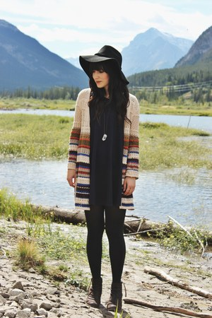 floppy hat free people hat - quartz shesso necklace