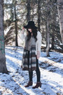 Maroon-ankle-boots-cat-footwear-boots-black-floppy-hat-free-people-hat