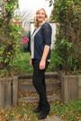 Black-jeggings-jeans-navy-cardigan-cardigan