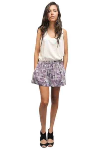 light purple Jack by BB Dakota shorts