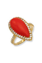 red Conrad London Jewels accessories
