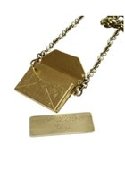 gold Syn necklace