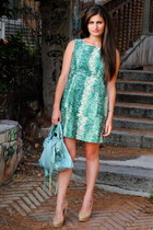 Zara dress - Aldo shoes - balenciaga bag