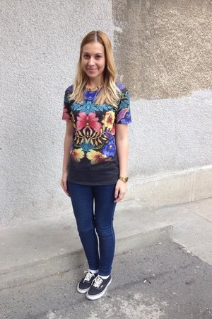 escapology Topshop t-shirt