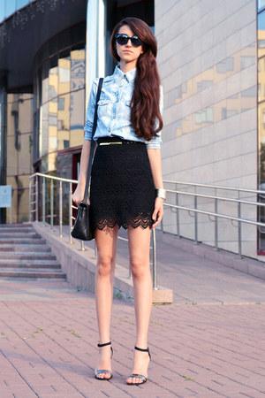 Mango skirt - Mango shirt