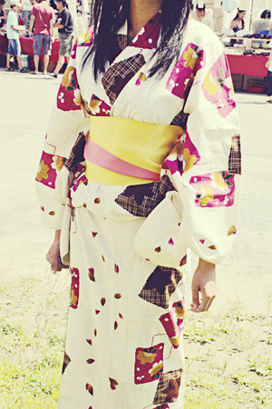 yukata dress