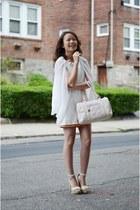 Ministry of Retail dress - JustFab bag - Lulus heels - jeweliq accessories