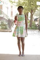 vintage dress - Marais USA flats
