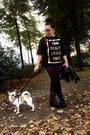 Monki-leggings-longchamp-bag-monki-wedges-zara-sweatshirt-h-m-ring