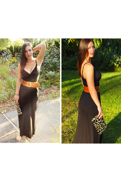 Black dresses brown h amp m accessories brown h amp m belts quot maxi obsessed