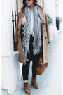 Camel-camel-aritzia-coat-black-skinny-jeans-mavi-jeans