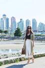 Camel-trench-coat-aritzia-coat-white-silk-aritzia-skirt