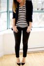 Black-skinny-jeans-forever-21-jeans-navy-club-monaco-blazer