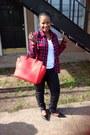 Black-ebay-shoes-red-michael-kors-purse