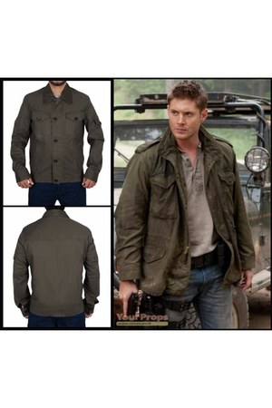 cotton fabric Topcelebsjackets jacket