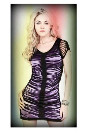 amethyst dress