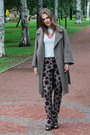 Dark-brown-max-mara-coat