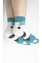 Turquoise-blue-tprbt-socks