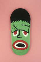 chartreuse TPRBT socks