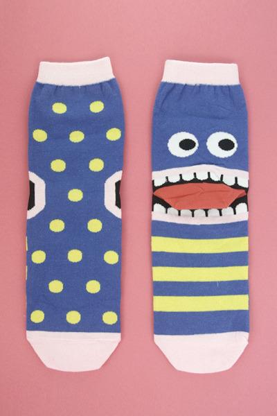 violet TPRBT socks