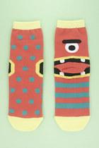 red TPRBT socks