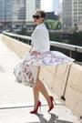 Alice-yim-blazer-fewmoda-skirt-jeffrey-campbell-heels