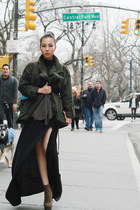 bradley 3 melville skirt - asos jacket