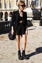 Josephine's Street style at Paris fashion week.