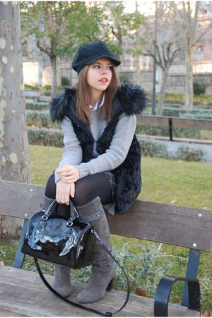 black Sfera vest