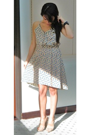 JC Penney dress - Aldo heels