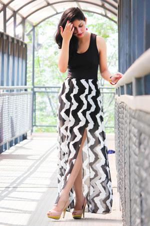 Rooja dress - Vero Moda heels