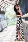 Rooja-dress-vero-moda-heels