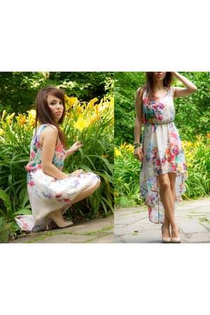 Topshop dress - asos shoes