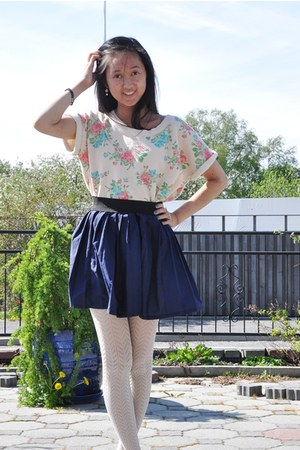 navy Secondhand skirt