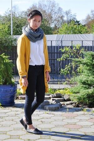 mustard mustard lindex cardigan