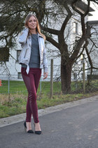 H&M pants - Nelly shoes - the Sting jacket - H&M t-shirt