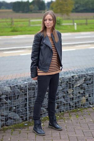 Mango jacket - Zara jeans